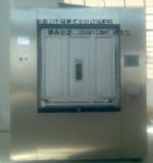 医院水洗房用全自动隔离式双开门洗脱机